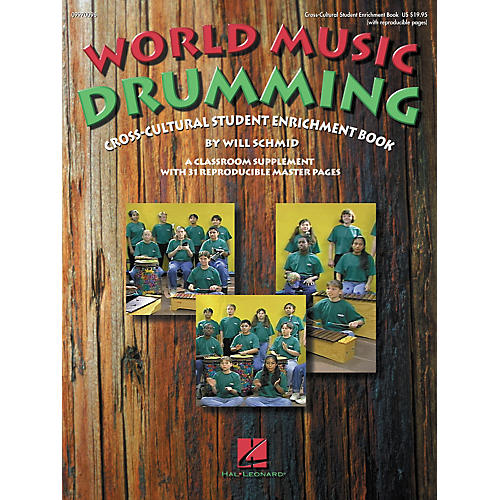 Hal Leonard World Music Drumming Enrichment