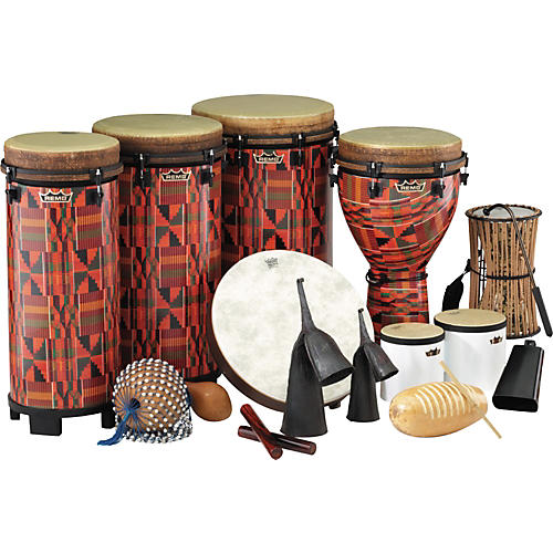 Remo World Music Drumming Packages-thumbnail