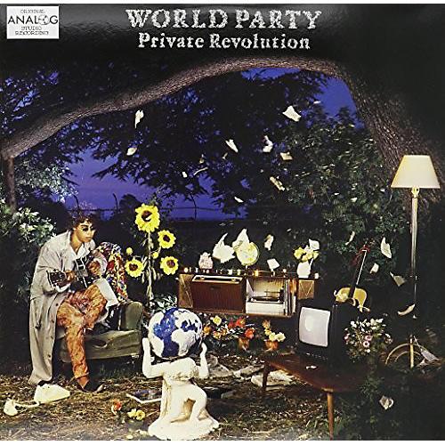 Alliance World Party - Private Revolution