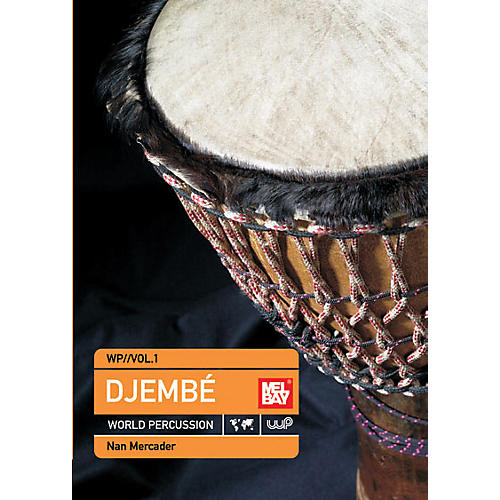 Mel Bay World Percussion DVD Volume 1 - Djembe-thumbnail