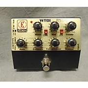 Eden World Tour Pre Bass Pedal Bass Effect Pedal