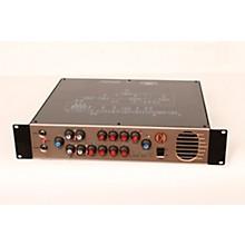 Eden World Tour Pro 600W Tube Bass Amp Head Level 2 Regular 888366034750