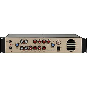 Eden World Tour Pro 600 Watt Tube Bass Amp Head