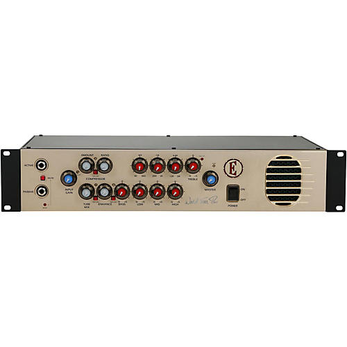 Eden World Tour Pro 600W Tube Bass Amp Head-thumbnail
