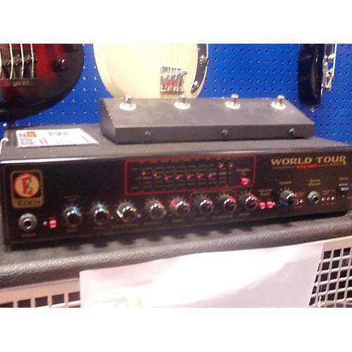 Eden World Tour WTB1000 Tube Bass Amp Head