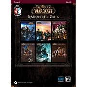 Alfred World of Warcraft Instrumental Solos Trumpet Book & CD
