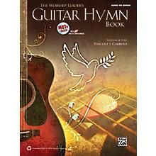 Alfred Worship Leaders Guitar Hymn Book & CD