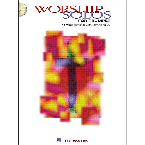 Hal Leonard Worship Solos for Trumpet Book/CD-thumbnail