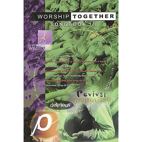 Worship Together Worship Together 1.0 Songbook