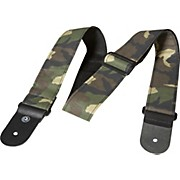 D'Addario Planet Waves Woven Camouflage Guitar Strap
