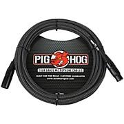 Pig Hog Woven XLR Mic Cable
