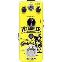 Outlaw Effects Wrangler Compressor Effects Pedal
