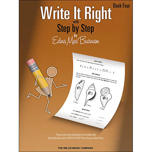Willis Music Write It Right Book 4-thumbnail