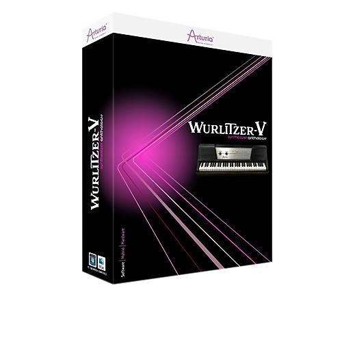 Arturia Wurlitzer V Software Download