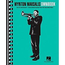 Hal Leonard Wynton Marsalis Omnibook for B-Flat Instruments