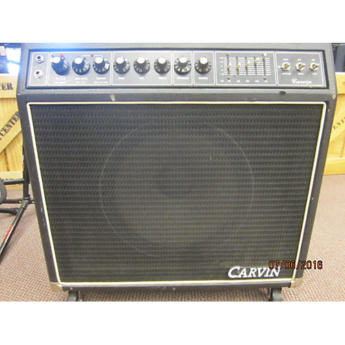 Carvin X-100 Tube Guitar Combo Amp