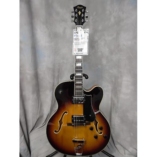 Squier X-155 Hollow Body Electric Guitar-thumbnail