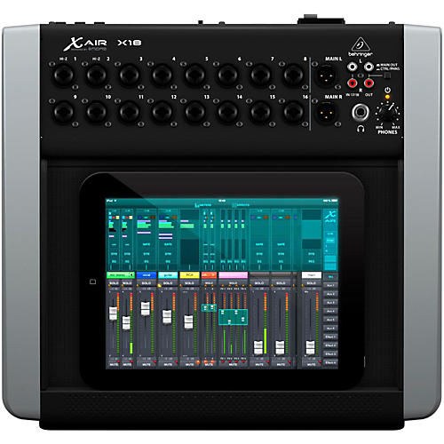 Behringer X AIR X18 Digital Desktop Mixer-thumbnail