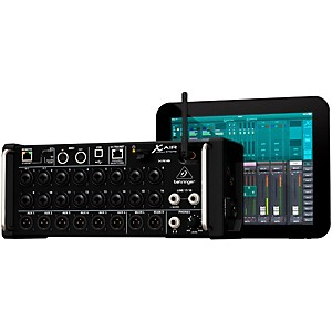 Click here to buy Behringer X AIR XR18 Digital Rackmount Mixer by Behringer.