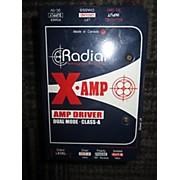 Radial Engineering X Amp Driver Direct Box