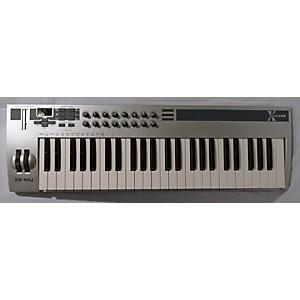 Pre-owned E-mu X BOARD 49 MIDI Controller by E mu