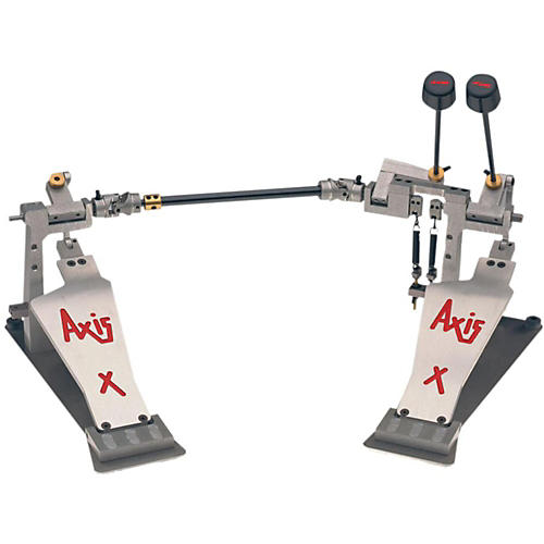 Axis X Double Bass Drum Pedal-thumbnail
