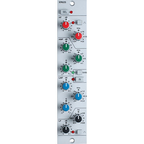 Solid State Logic X-Logic X-Rack Channel EQ Module-thumbnail