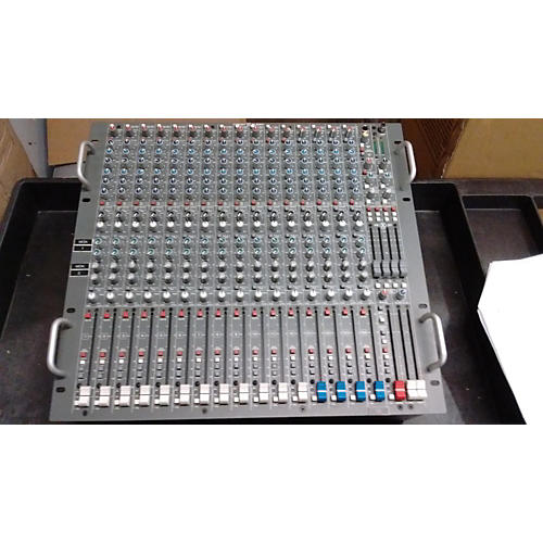 Crest Audio X RACK Line Mixer-thumbnail