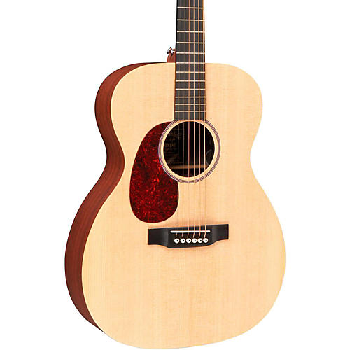 Martin X Series 2015 000X1AE Left-Handed Acoustic-Electric Guitar