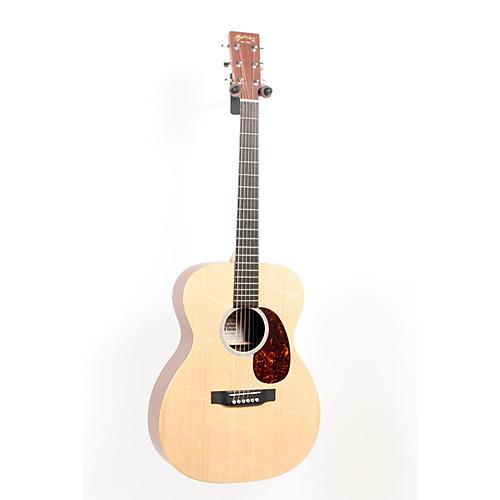 Martin X Series 2015 Custom X1-000E Auditorium Acoustic-Electric Natural, Solid Sitka Spruce Top 888365404615