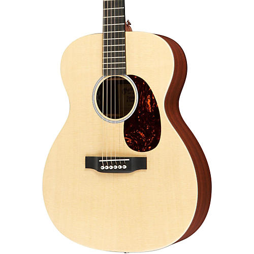 Martin X Series 2015 Custom X1-000E Auditorium Acoustic-Electric Natural Solid Sitka Spruce Top