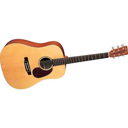 Martin X Series 2015 DX1 Dreadnought Acoustic Guitar