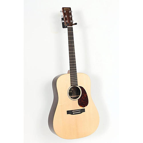 Martin X Series 2015 DX1RAE Dreadnought Acoustic-Electric Guitar Natural 886830979194