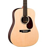 X Series 2015 DX1RAE Dreadnought Acoustic-Electric Guitar Natural