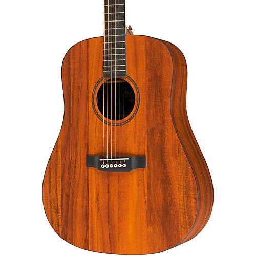 Martin X Series 2015 DXK2AE Dreadnought Acoustic-Electric Guitar