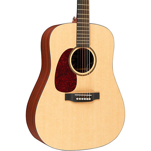 Martin X Series 2015 DXMAE Left-Handed Dreadnought Acoustic-Electric Guitar-thumbnail