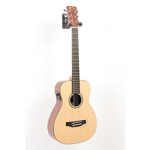 Martin X Series 2015 LXME Little Martin Acoustic-Electric Guitar Natural 888365358260