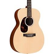 Martin X Series 2016 000XAE-L Auditorium Left-Handed Acoustic-Electric Guitar