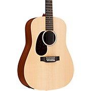 Martin X Series 2016 12-string Martin D12X1AE-L Left-Handed Acoustic-Electric