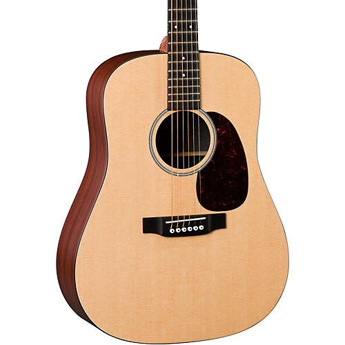 Martin X Series 2016 DXMAE Dreadnought Acoustic-Electric Guitar Natural