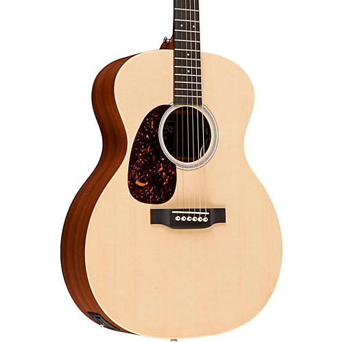 Martin X Series 2016 GPX1AE Grand Performance Left-Handed Acoustic-Electric Guitar Natural