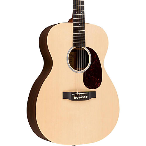 Martin X Series Custom 000X1AE Rosewood HPL Auditorium Acoustic-Electric Guitar-thumbnail