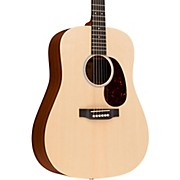 X Series Custom 2016 X1-DE Dreadnought Acoustic-Electric Guitar Natural