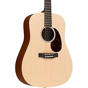 Martin X Series Custom X1-DE Dreadnought Acoustic-Electric Guitar