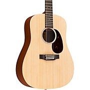 X Series Custom X1D12E-CST Dreadnought 12-String Acoustic-Electric Guitar Natural