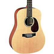 Martin X Series D12X1AE Dreadnought 12-String Acoustic-Electric Guitar