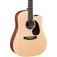 Martin X Series DCX1AE Dreadnought Acoustic-Electric Guitar