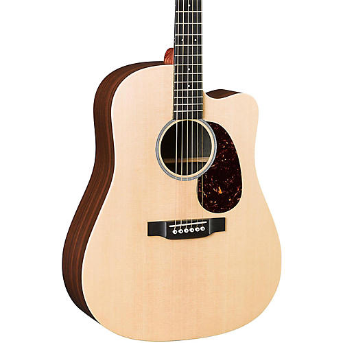 Martin X Series DCX1RAE Dreadnought Acoustic-Electric Guitar-thumbnail