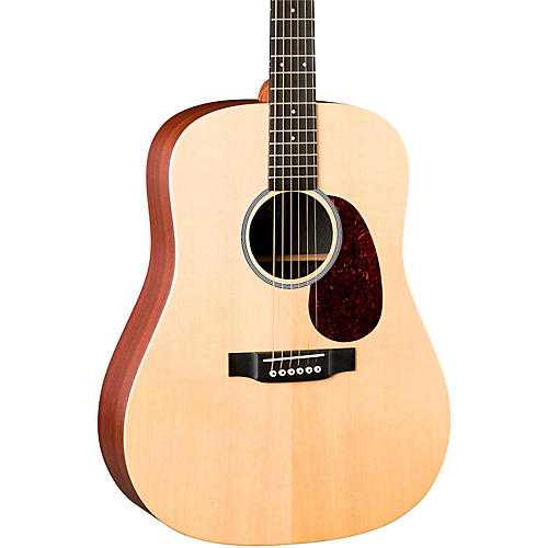 Martin X Series DX1AE 2016 Acoustic-Electric Guitar Natural