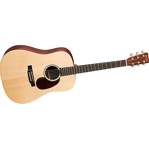 Martin X Series DX1AE Acoustic-Electric Guitar Natural